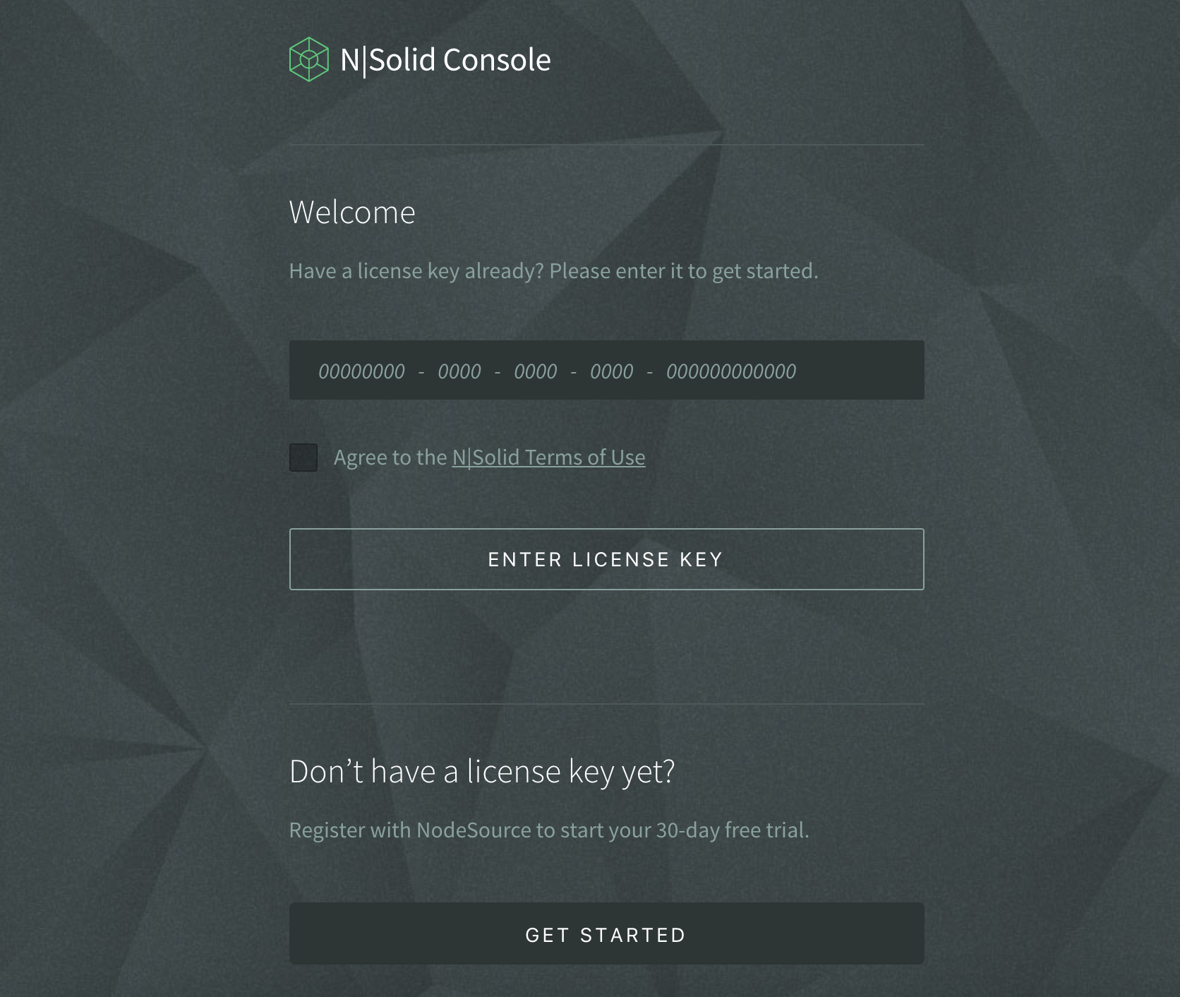 N|Solid Documentation | NodeSource, the Node js Company