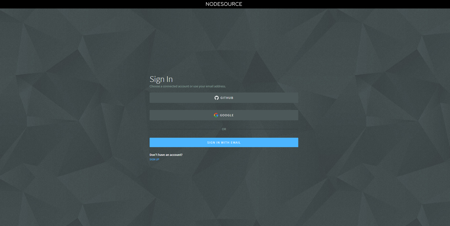 N|Solid Documentation | NodeSource, the Node js Company