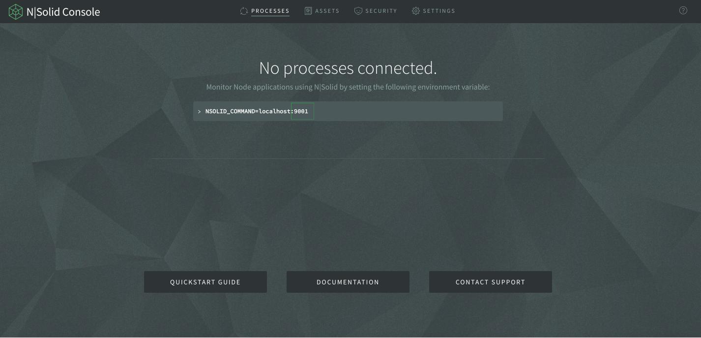 N Solid Documentation   NodeSource, the Node js Company